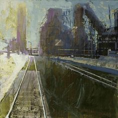 Monolith by William Wray was selected as a Finalist in the June 2012 Raymar Art Painting Competition.