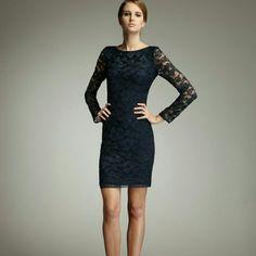 Diane Von Furstenberg Zarita Lace Dress Authentic Diane Von Furstenberg dress. Worn only one time! Beautiful fit. Diane von Furstenberg Dresses Long Sleeve