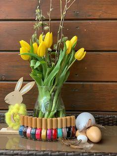 Gönn dir oder deinen liebsten eine kleine Überraschung mit unseren tollen #Farblacken von #Bionail❤ Shops, Celery, Vegetables, Plants, Food, Easter Bunny, Easter Activities, Tents, Essen