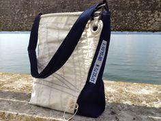Segel/Tasche/Segeltuchtasche/Segeltasche 53 Grad von Rough Element auf DaWanda.com