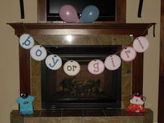 Frazier Family Fun: Gender Reveal Party