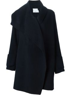 Shop Vince asymmetric wrap-coat in Papini from the world's best independent boutiques at farfetch.com. Shop 300 boutiques at one address.