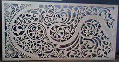 BHARAT SIGN ART | ROUTER CUTTING IN DELHI | CNC JALI CUTTING IN ...