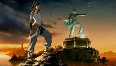 """""""Only the avatar can master all four elements, and bring balance to the world."""" The Legend of Korra"""