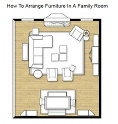 arrange living room with sofa chaise - Google Search