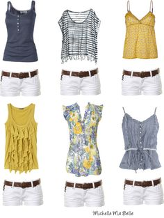 Summer, created by mgovern1 on Polyvore