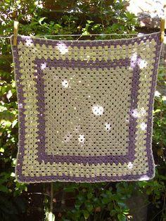 Mi Mano de Yeso: Crochet anti-estrés