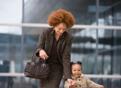 Our Top 5 Natural Hair Styles For Moms On The Go  Read the article here - http://www.blackhairinformation.com/general-articles/hairstyles-general-articles/top-5-natural-hair-styles-moms-go/