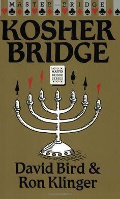 Kosher Bridge Master Bridge Series by David Bird 19980601 ** Click image to review more details.