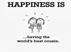 Ideas For Funny Happy Birthday Cousin Quotes Cousin Birthday Quotes, Funny Cousin Quotes, Cousins Funny, Happy Birthday Cousin, Birthday Wishes Quotes, Happy Birthday Messages, Sister Quotes, Funny Birthday Cards, Family Quotes
