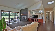 Image for Mercer-Single Story Contemporary Plan-Great Room