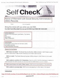 9/8 - Homeland Security Bombshell: President Barack Obama Is Not Eligible to Work in the U.S. .....  The man couldn't even get a job sweeping the floors at the White House yet he is living there.   - Freedom Outpost