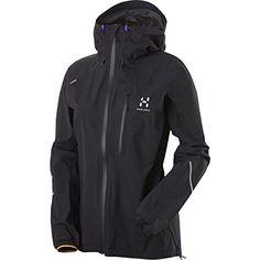 Haglofs L.I.M III Q Women's Running Jacket - AW16 - Small - Black