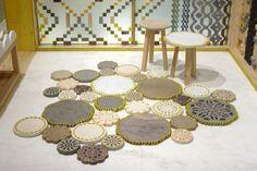 Patricia Urquiola's collaboration with Budri