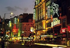 See a show in the West End, London