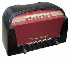 Antique Radio File Radio Wave, Music Radio, Love Radio, Radio Design, Radio Antigua, Music Machine, Television Set, Retro Radios, Old Time Radio