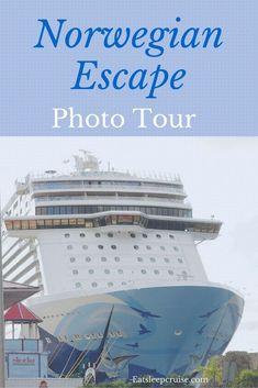 Norwegian Escape Photo Tour