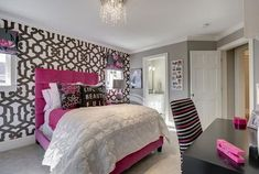 43 Gorgeous Teenage Girl Room Paint Colors Design Ideas