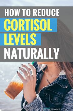 High cortisol levels are becoming increasingly common among modern people. Some find that medical solutions are not effective. As a result, many people live with high cortisol levels. How To Lower Cortisol, Reducing Cortisol Levels, High Cortisol Symptoms, Fatigue Symptoms, Health And Beauty, Health And Wellness, Health Tips, Health Fitness, Women's Health