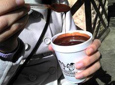 Chocolate quente CAMPOS DO JORDÃO