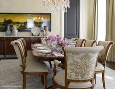 DINING – Philip Mitchell Design Inc.