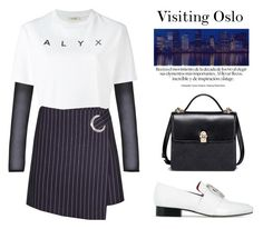 """- Oslo -"" by marie-bp ❤ liked on Polyvore featuring Alyx and Dorateymur"