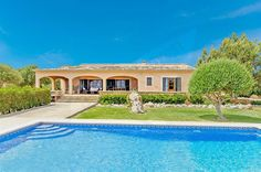 Ref. 37593  #mallorca #immobilien #realestate #luxury #luxus #manacor #rural #property #Ländliches #portocolom  Rural property with 2 houses on a plot of 26.415m2  It consists of two chalets with 2 pools. The principal of 200m2 approx., living/dining room of approx 50m2., 25m2 kitchen with utility room, pantry, 3 double rooms, 1 bathroom, 80m2 approx. porches, approx. 100m2 terraces, roof terrace, garage, store room, basement 200m2, heating. The second house of 105 m2 approx.