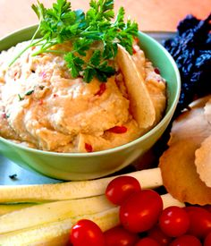 Hummus (Low Fat) - My Vegan Cookbook - Vegan Baking Cooking Recipes Tips