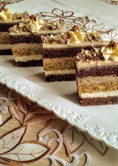 Croation Recipes, Poppy Cake, Vanilla Cake, Tiramisu, Cake Recipes, Sweet Treats, Good Food, Food And Drink, Sweets