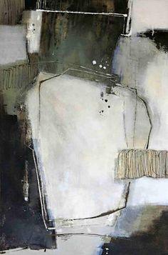 """Renate Migas, """"Serie Unbunt"""" Mit einem Klick auf """"Als Kunstkarte versenden"""" versenden Sie kostenlos dieses Werk Ihren Freunden und Bekannten."""