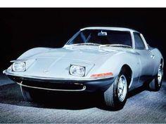 1965 Opel - Experimental GT Concept