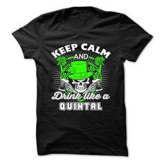 I Love QUINTAL Shirts & Tees