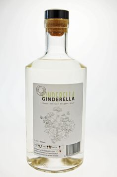 Tasted: Cinderella Gin from Belgium (but not on my collection anymore)