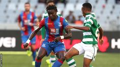 Crystal Palace FC 0 v Sporting CP 2- Cape Town Cup - Pre season winner July 2015