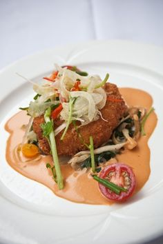 Maui Onion Shrimp and Lobster Cake - 2011 Maui Onion Festival Winner Lobster Recipes, Crab Recipes, Onion Recipes, Gourmet Recipes, Lobster Cake, Shrimp And Lobster, Fish And Seafood, Maui Recipe, Shellfish Recipes