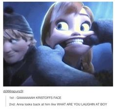 Disney Frozen Tumblr Funny