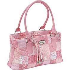 Donna Sharp Handbag Handbags Quilts Pink Shoulder Bags Cute