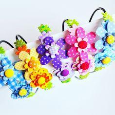 Cerchietto per Capelli per la tua bambina...Tanti colori ed eleganza per le piccole signorine. ❤️ http://antoanetavitale.net