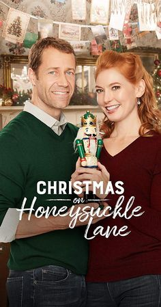 "Its a Wonderful Movie - Your Guide to Family and Christmas Movies on TV: Christmas on Honeysuckle Lane - a Hallmark Movies & Mysteries ""Miracles of Christmas"" Movie starring Alicia Witt Colin Ferguson Laura Leighton and Mary McDonough ? Películas Hallmark, Films Hallmark, Hallmark Holidays, Hallmark Channel, Christmas Movies On Tv, Christmas Shows, Holiday Movies, Christmas Christmas, Christmas Sweaters"