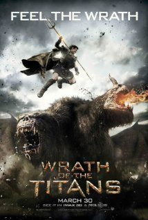 Wrath of the Titans. Sequel to Clash of the Titans. VERY excited for this!!