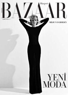 Harper's Bazaar Turkey 'Modern Hareket'
