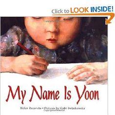 Korean book for kids