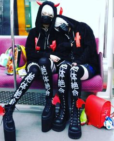 """12k Likes, 45 Comments - Oni chan the bread king (@0ni_bug) on Instagram: """"Still one of my favorite photos of me and my little brother riding the train to #harajuku♡ . . . .…"""""""
