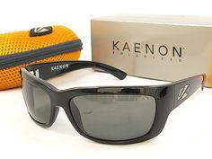 ケーノン KAENON 偏光レンズ サングラス 012-01-G12
