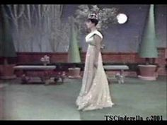 "My Tribute to ""Cinderella"" - This is for fans of the 1965 musical… Cinderella Musical, Rodgers And Hammerstein's Cinderella, Celeste Holm, Walter Pidgeon, Leslie Ann, Dance Movies, Beautiful Lyrics, Playing Piano, Best Dance"
