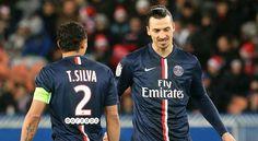 Thiago Silva Tekad Menjuarai Liga Champions Demi Ibrahimovic