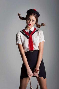sailor girl.