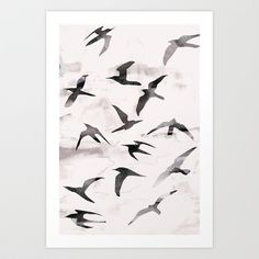 Buy Flight by Georgiana Paraschiv as a high quality Art Print. Worldwide shipping available at Society6.com. Just one of millions of products available.