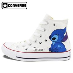 Find More Skateboarding Shoes Information about Women Men Converse All Star Girls Boys Shoes Stitch Design Hand Painted Shoes Man Woman Sneakers Cartoon Skateboarding Shoes,High Quality shoe,China shoes leopard print wedges Suppliers, Cheap sneaker shoe from WenArtWork Store on Aliexpress.com