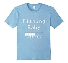 pregnancy announcement shirt now on amazon!  #fishing #fish #hunt #hunting #baby #babies #pregnancy #pregnant #announce #announcement #maternity #new #arrival #t #tee #shirt